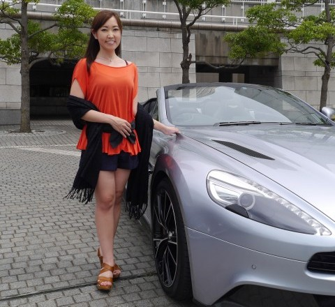 アストンマーティン アストンマーティン ヴァンキッシュ 試乗 : supercarclub.jp
